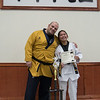 With Master Kevin Vignieri