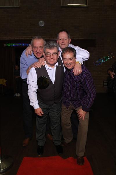 Taff's 60th birthday party