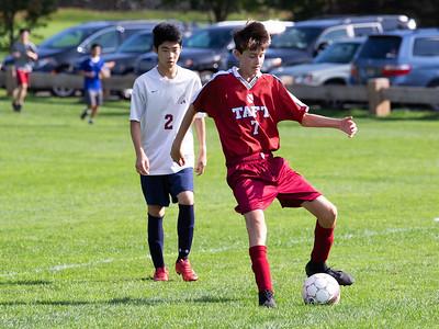 Boys fourths soccer vs Avon