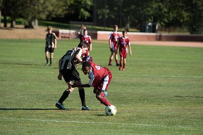 Boys' Fourths Soccer v Westminster