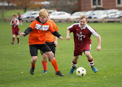 Boys' Fourths Soccer vs Suffield