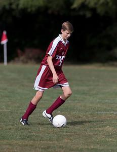 IV Soccer v Forman