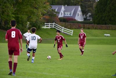 Boys' JV Soccer v Williston-Northampton