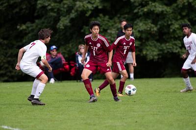 Boys' JV Soccer v Avon Old Farms