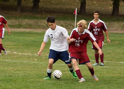 Boys Thirds Soccer vs Hotchkiss
