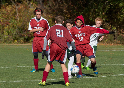Boys' thirds soccer vs Berkshire