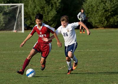 Boys' Thirds Soccer vs Choate