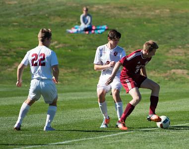 Boys' Varsity Soccer vs Gunnery School