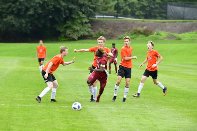 Boys' Varsity Soccer v Suffield