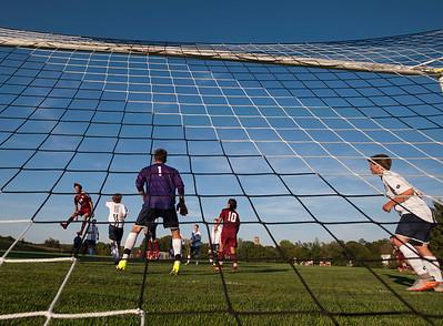 Boys' Varsity Soccer v St. Mark's