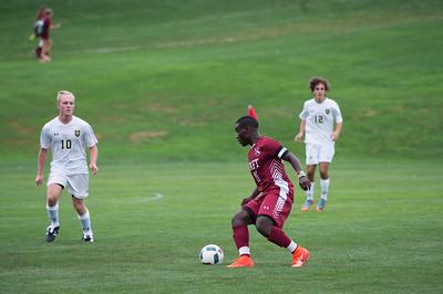Boys' Varsity Soccer v Westminster