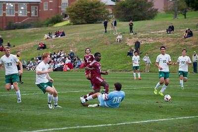 Boys' Varsity Soccer vs Deerfield
