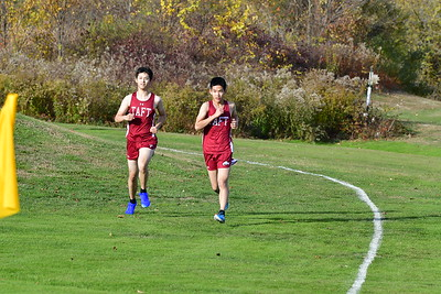 Boys' Cross Country v Kent
