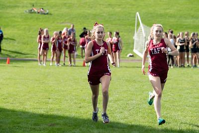 Girls' Cross Country v Choate