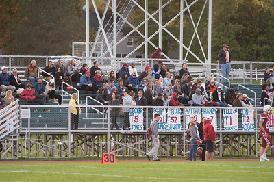 Varsity Football v Kent