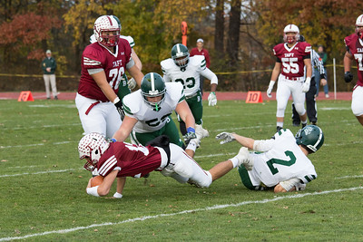 Varsity Football vs Berkshire School