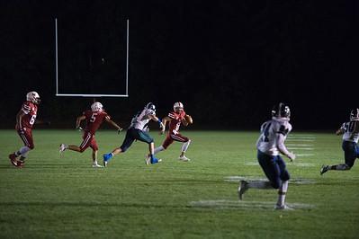 Varsity Football v Williston Northhampton