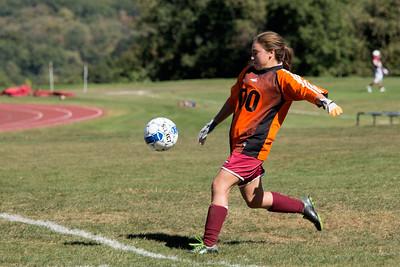 Girls JV Soccer vs Hotchkiss