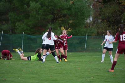 Girls' JV Soccer v Kingswood-Oxford
