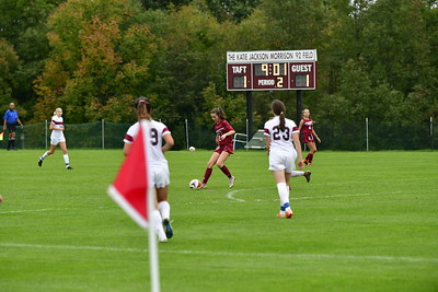 Girls' Varsity Soccer v Hopkins
