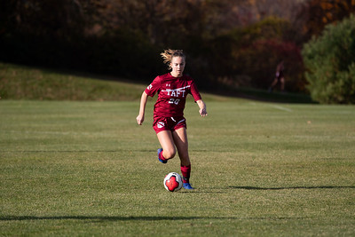 Girls' Varsity Soccer v Kent