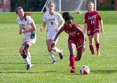 Girls Varsity Soccer vs Greenwich Academy