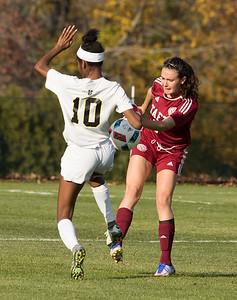 Girls' Varsity Soccer v Westminster