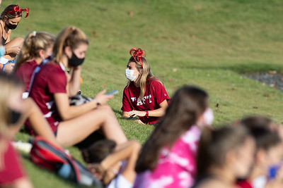 Girls' Performance Soccer Scrimmage Day