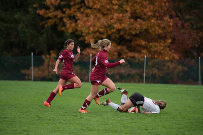 Girls' Varsity Soccer v Kingswood-Oxford