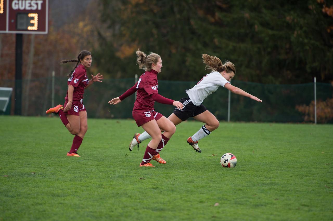 Girls' Varsity Soccer v Kingswood-Oxford