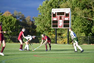 JV Field Hockey v Deerfield