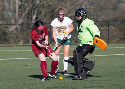 JV Field Hockey vs Greenwich Academy
