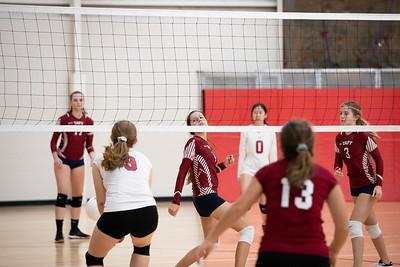 JV Varsity Volleyball v Loomis