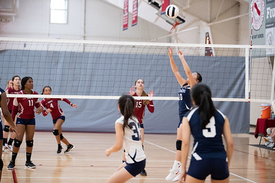 JV Volleyball v Hotchkiss