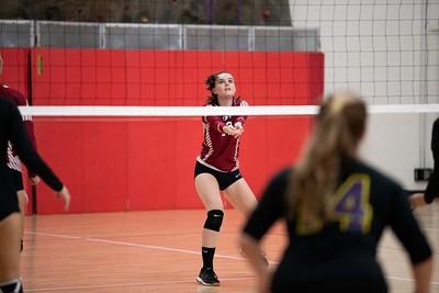JV Volleyball v Ethel Walker