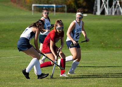 Girls' Thirds Field Hockey vs Canterbury