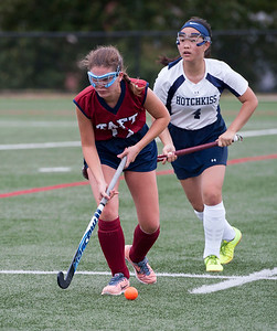 Thirds Field Hockey action