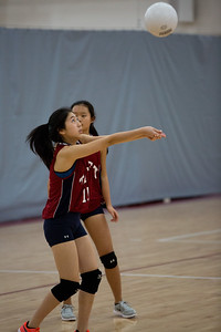 Thirds Volleyball vs Ethel Walker School