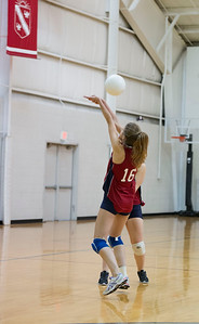 Thirds Volleyball