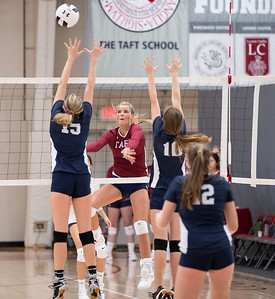 Varsity Volleyball v Hotchkiss