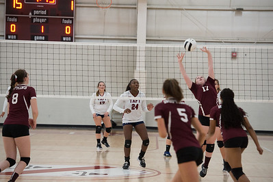 Varsity Volleyball v Hopkins