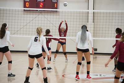 Varsity Volleyball v Loomis Chaffee