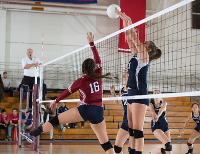 Varsity Volleyball v Phillips Andover