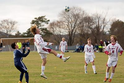 Boy's JV Soccer vs Hotchkiss