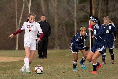 Girls' Varsity Soccer vs Hotchkiss