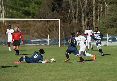 Boys' Varsity Soccer v Hotchkiss