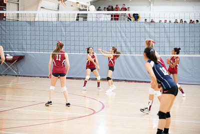 Thirds Volleyball v Hotchkiss