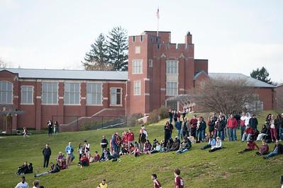Hotchkiss Day 2014 - Taft Boys' Varsity Soccer