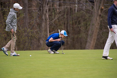 Boys' Junior Varsity Golf vs Kingswood-Oxford & Choate