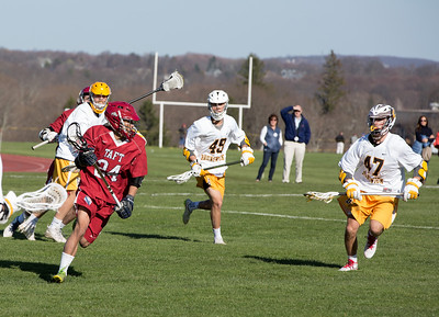 Boys' JV Lacrosse vs Brunswick